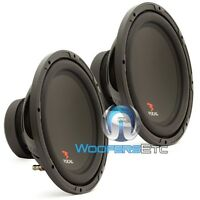 (2) Focal Sub P30 12 1000w Max Subs 4ohm Car Audio Subwoofers Bass Speakers on Sale