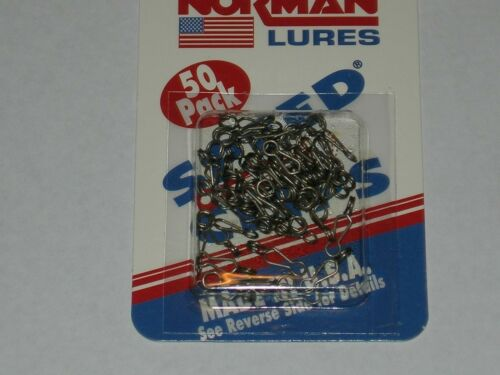 NIP 2108 50 pack Norman Speed Clips