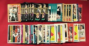 Collection-Lot-of-200-Assorted-Wade-Boggs-Baseball-Cards-All-Years-Companies