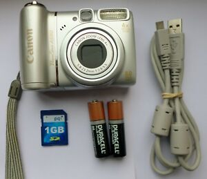 CANON POWERSHOT A580 DRIVER DOWNLOAD FREE