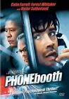 Phone Booth 0024543080480 With Colin Farrell DVD Region 1