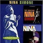 Nina Simone - Amazing / at Town Hall (1999)