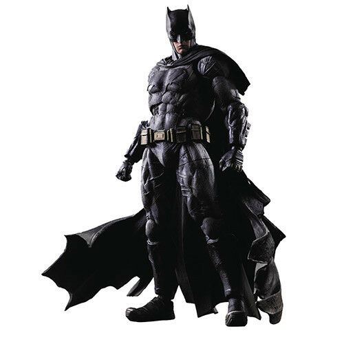 Batman vs Superman Dawn of Justice Action Figure Play Arts Kai Series - Batman