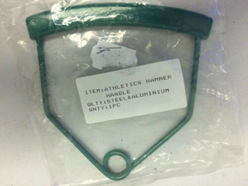 Hammer Throwing Green Handle Steel & Aluminium New in packs