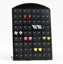 1pc 36 Pairs Earrings Display Stand Organizer Jewelry Holder Showcase Tool Rack