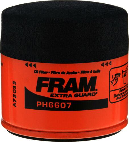 Oil Filter   Fram   PH6607
