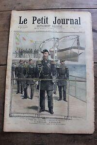 Petit-journal-illustre-N-150-1893-Cuirasse-Empereur-Nicolas-1er-Escadre-Russe