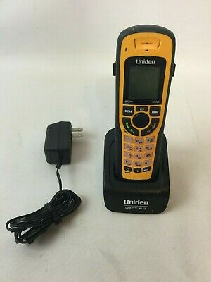 Uniden DWX337 DECT 6.0  Waterproof Rugged Charging Cradle And Ac  FOR WXI3077