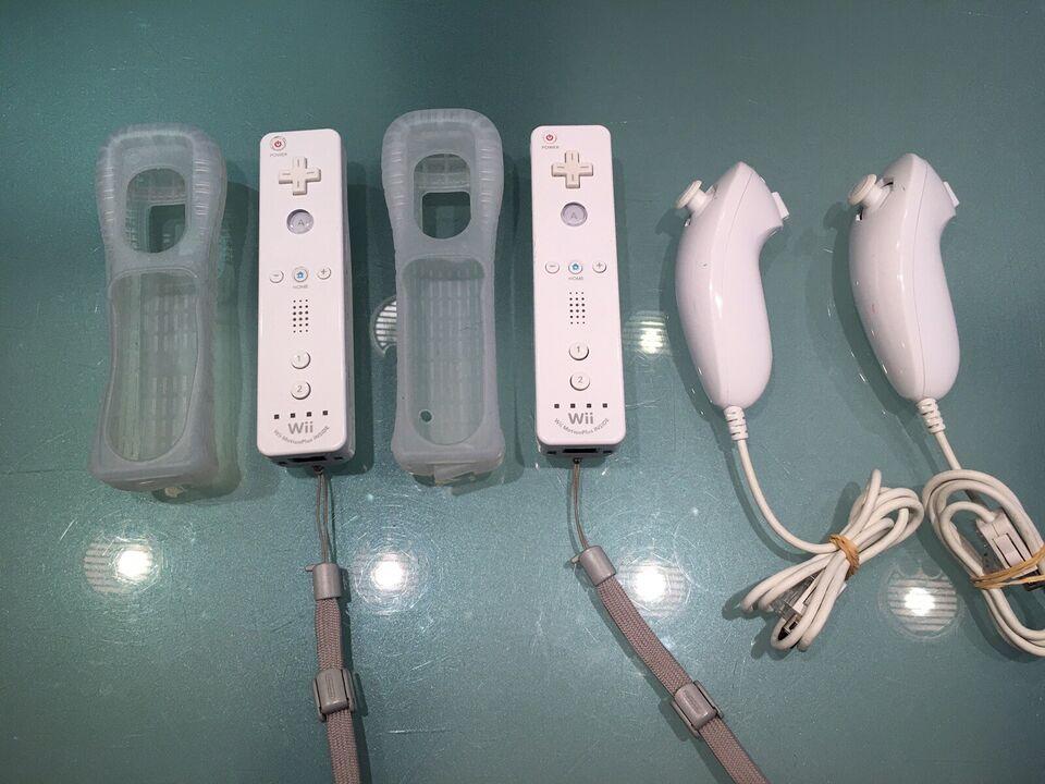 Controller, Wii, Nintendo