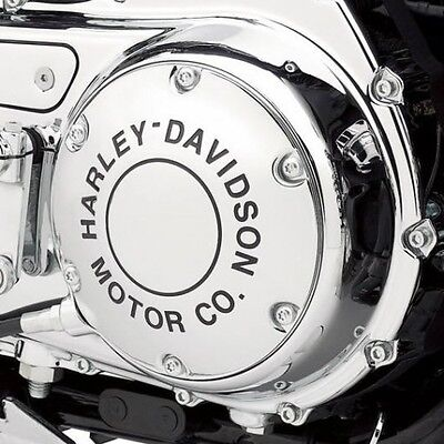 Harley twin cam H D Motor Co derby cover dyna softail touring ultra  25338-99a