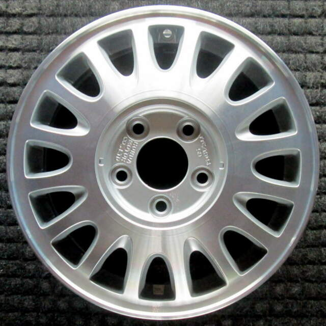 Acura Legend Machined 15 Inch OEM Wheel 1993 To 1995