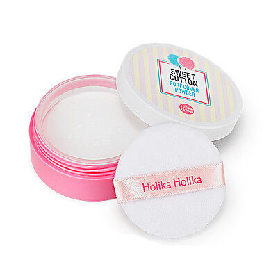 Holika Holika  Sweet Cotton Pore Cover Powder 6.5g / Fine powder