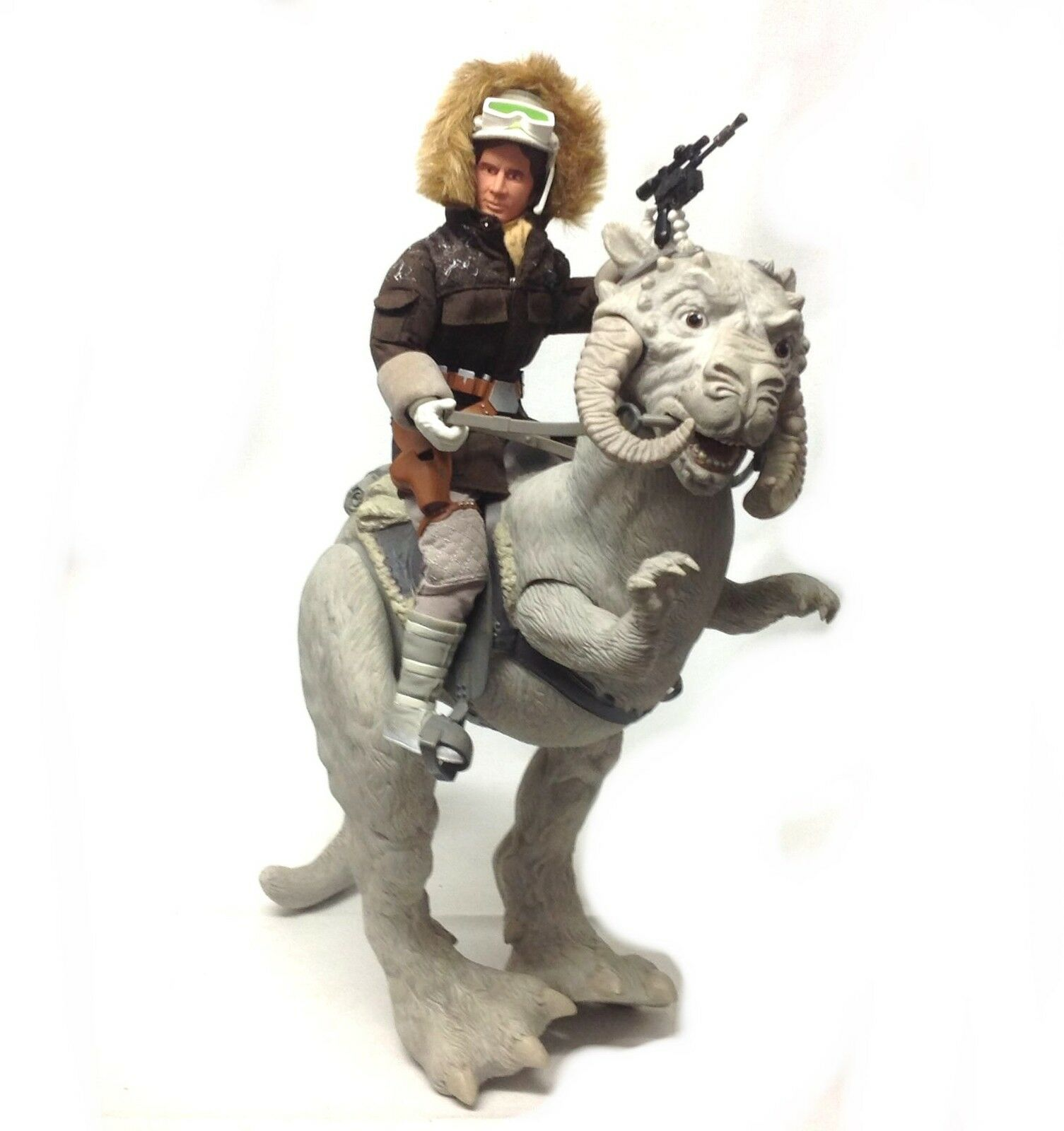 STAR WARS 12  1 6th scale HAN SOLO & TAUN TAUN action figure, RARE ITEM