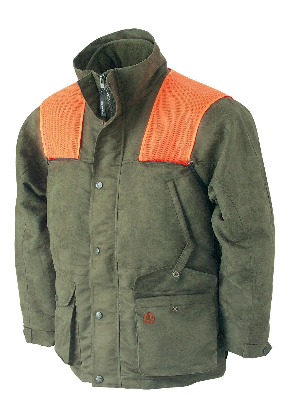Farm-país Galway chaqueta 90-3-311 verde oliva caza chaqueta función chaqueta 3in1 chaqueta