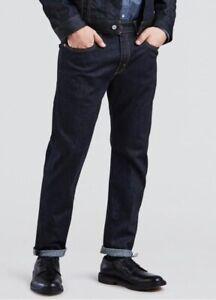 Levi-039-s-Herren-502-Regular-Taper-Jeans-Rock-Cod-Blau