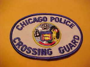 """fire shoulder police patch Chicago  Homicide Illinois 3.5/"""" x 4/"""" size"""