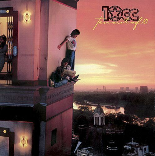 10cc - Ten Out Of 10 [CD]