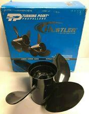 Turning Point 21501730 Aluminum Propeller Housing 14.5  x 17 4-Blade Hustler RH