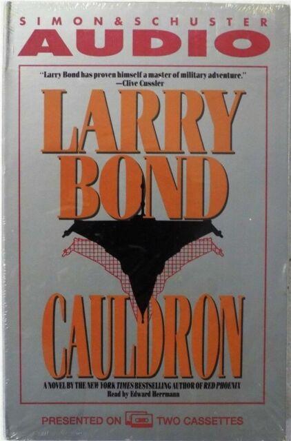 Cauldron by Larry Bond (1999, Cassette, Abridged)