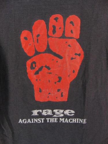 rage against the machine t shirt  Giant  vintage