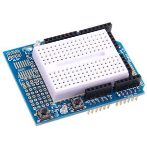 Protoshield Prototype Shield Carte de prototypage Arduino UNO Breadboard