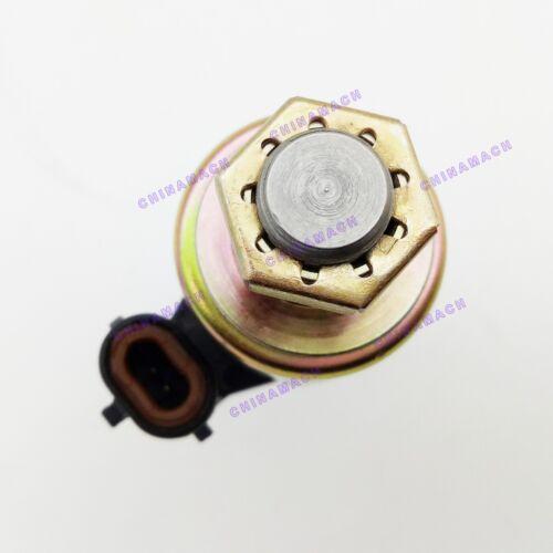 Oil Pump Solenoid Valve 122-5053 for Perkins Engine Caterpillar E325C Excavator