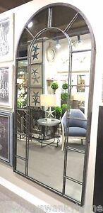Full Length Palladian Arch Wall Mirror