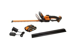 WORX-WG261E-1-18V-20V-MAX-Cordless-Hedge-Trimmer-46cm-with-2-Batteries