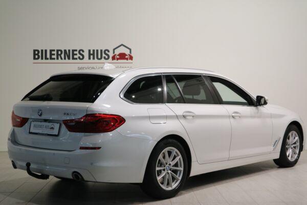 BMW 520d 2,0 Touring aut. - billede 1