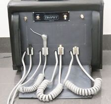 Dental Portable Unit Mobile Equipment With Compressor B2 2 Holes New Made In Usa