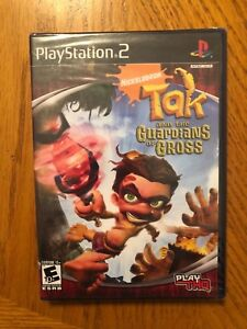 PS2 Tak And The Guardians Of Gross Brand New Sealed PlayStation 2