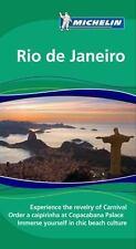 Michelin Green Guide Rio de Janeiro, 1e (Green GuideMichelin)-ExLibrary