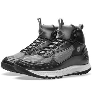 Nuovi 904335 001 Grey Zoom Air stivali Black Cool Nikelab Nike Sertig 16 08PknwOX