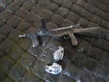 WWII británico Sten Gun mp Mark V rifle tanques diorama decorativas accesorios 1/16