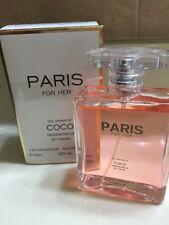 Paris Mademoiselle 3.4 oz EAU DE Parfum Impression OF CoCo CHANEL BY Secret Plus