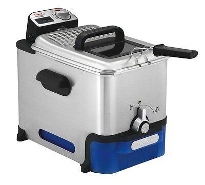 NEW Tefal FR8040 Oleoclean Pro Deep Fryer