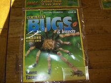 National Geographic Real-life Bugs & Insects magazine Issue 20