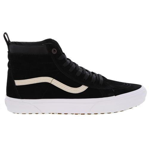 d0932c7a52 VANS Sk8-hi MTE Skate Shoes UK 9 Black night true White