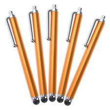 Pack of 4 Golden Capacitive/Resistive Touchscreen Stylus Pen for Tablets Phones