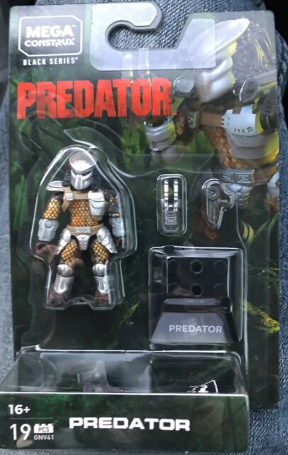 NEW MEGA CONSTRUX 2020 Wave 2 PREDATOR Black Series GNV41 VHTF