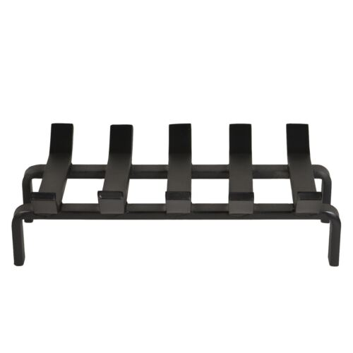 Made in the USA Heavy Duty 13 x 10 Inch Steel Grate for Wood Stove /& Fireplace