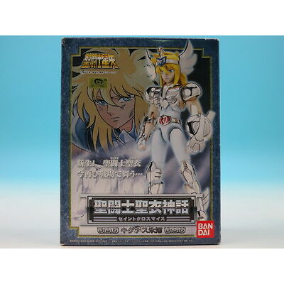 [FROM JAPAN]Saint Seiya Cloth Myth Cygnus Hyoga Action Figure Bandai