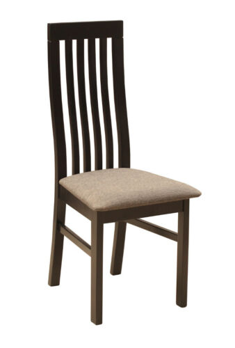 Set 2x Fabric Solid Wood Chair Dining Chair Designer Chairs Dining Room Lehn New