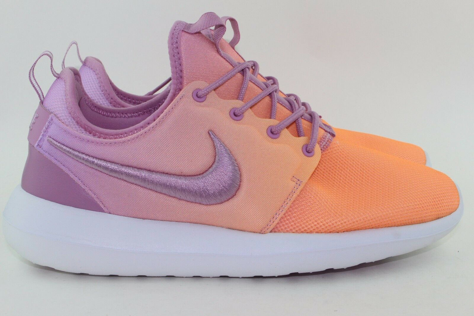 ROSHE TWO BR WOMAN Dimensione 10.5 NEW SUNSET GLOW NEW RARE AUTHENTIC LIGHTWEIGHT