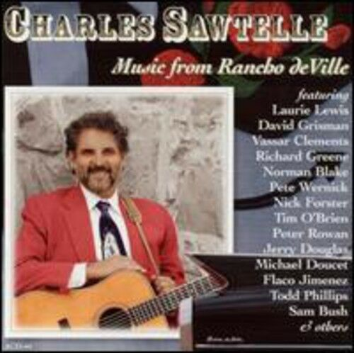 Charles Sawtelle - Music from Rancho Deville [New CD]