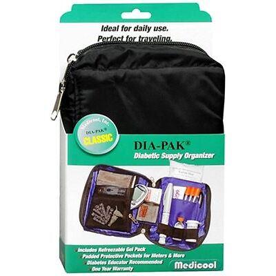 DIA-PAK Classic Diabetic Supply Organizer 1 Each