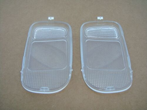 0DODGE RAM 2002-2009 UPPER CONSOLE INTERIOR DOME LIGHT LENS MAP LAMP CLEAR NEW