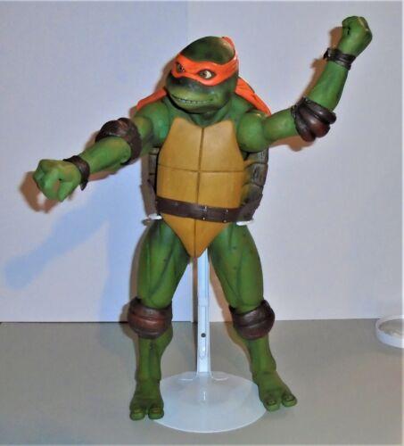 Display Stand 1//4 Scale  Action Figure NECA Teenage Mutant Ninja Turtles TMNT