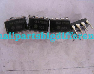 5-un-HA17558-Genuino-Nuevo-Hitachi-DIP-8-IC-Chip