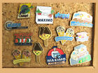 LOT 13 PIN'S thème GLACES / ALIMENTATION PINS PIN #47